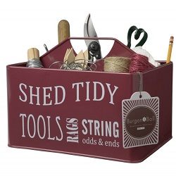 Shed Equipment & Storage