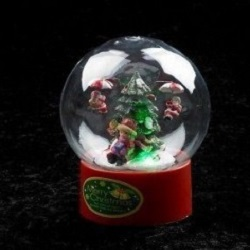 Music Boxes & Snow Globes