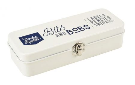 Bits and Bobs Tin in Stone From Burgon & Ball