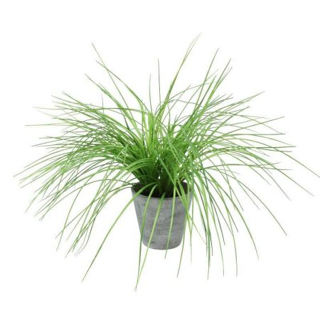 Sea Grass Artificial Plant in a Decorative Pot