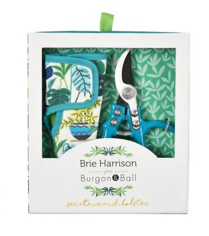 Brie Harrison Gift Boxed Secateur & Holster