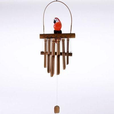 Wind chime / Mobile. Colourful Parrot wind chime hand crafted.