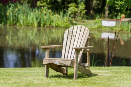 Wooden Garden Lily Relax Seat