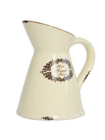 Home Sweet Home Ceramic Jug / Pitcher