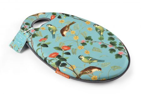 RHS Gifts from Burgon & Ball Kneelo® Garden Kneeler. Flora & Fauna Design