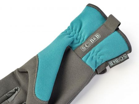 Sophie Conran everyday gardening gloves. NEW Sea Green colour
