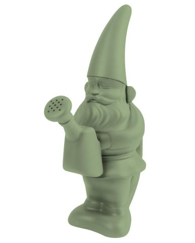 GEORGE the Gnome Watering Can GREEN colour