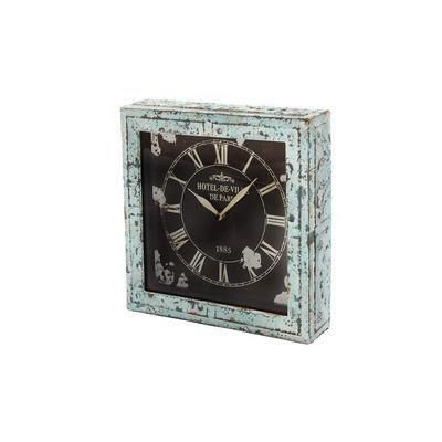 Hotel De Ville Clock.  French country style shabby chic