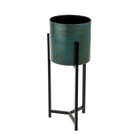 Plant Pot on Stand 35cm tall.  House Plant Planter on Stand