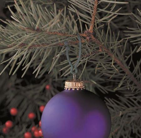 Christmas Bauble Hangers - Pack of 100