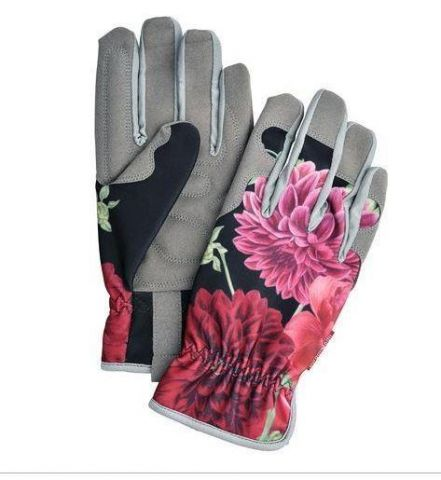 Burgon & Ball RHS British Bloom Design Gloves