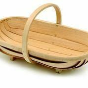 Burgon and Ball traditional trugs.  Quality made and strong.[Medium]
