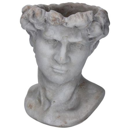 David Planter Statue made from Reconstituted Stone Large Size