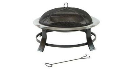 Prima Stainless Steel Firebowl