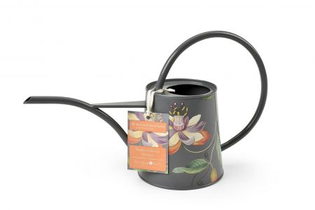 RHS Gifts From Burgon & Ball Indoor Watering Can.  Passiflora Design Design