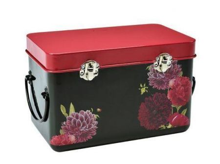 Burgon and Ball British Bloom Seed Storage Tin