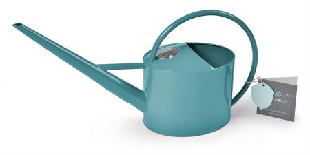 Sophie Conran Indoor Watering Can.  Stylish designer can in sea green