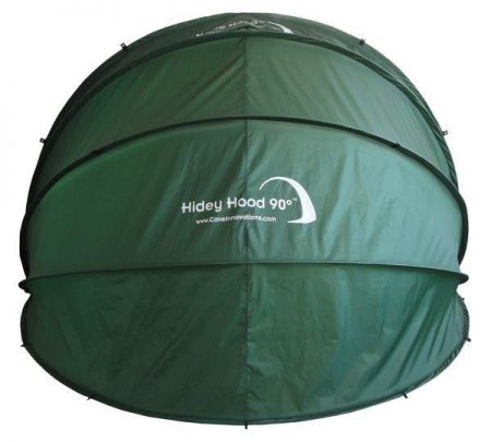 Cave Innovations Hidey-Hood 90º Fold-Up Wall-Mounted Storage Solution