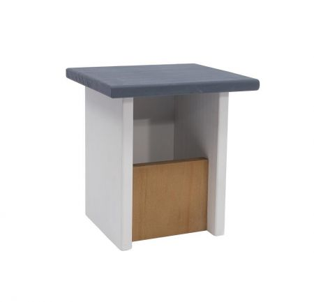Elegance Flat Roof Open Front Robin Nest Box Made from FSC wood