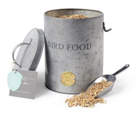 Sophie Conran for Burgon & Ball Bird Food Tin