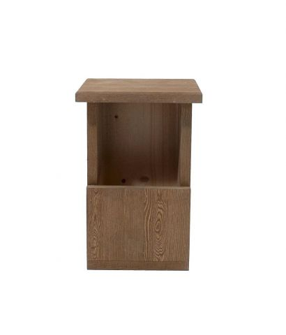 Wooden Open Nest Box for Robins Made from FSC wood