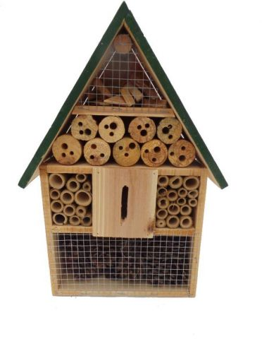 Insect Hotel, Attract Bees, Ladybirds, Butterflies and insects to your garden.