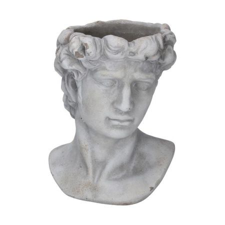 David Planter Statue made from Reconstituted Stone Medium Size