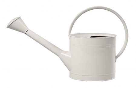 Burgon & Ball Waterfall 5 Litre Watering Can in STONE