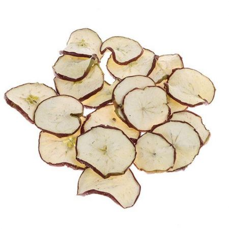 Dried Red Apple Slices 200g