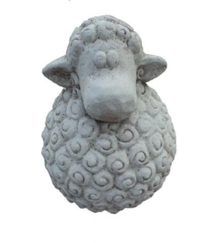 Sheep Garden Ornament. Stone