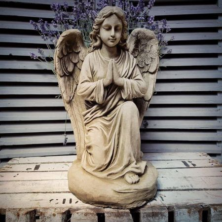 Sistine Angel Garden Statue Made from Reconstituted Stone