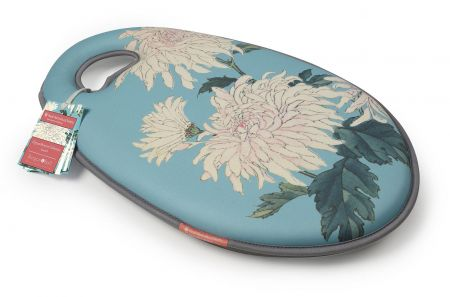 RHS Gifts from Burgon & Ball. CHRYSANTHEMUM Design Kneelo