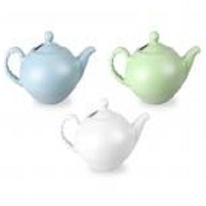 LARGE Vintage teapot plastic watering can available in three different colours
