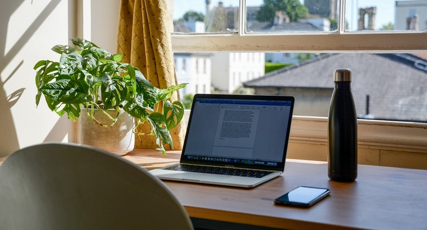 Why you need to turn your home office space into a sanctuary