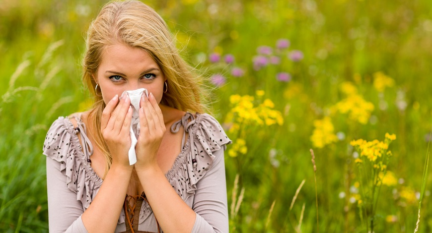 It's high pollen count time, what can you do about hay fever and allergies?