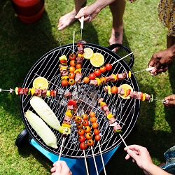 Garden barbecue, bbq