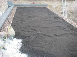 Substrate for green roof