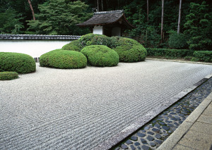 Japanese, garden, design, simple