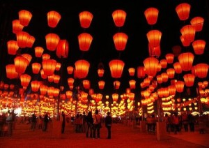 Chinese Lanterns, Chinese New Year, parade, lucky