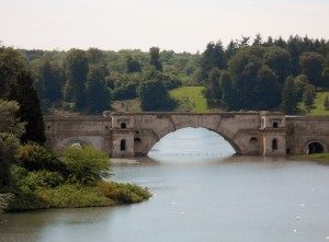 Blenheim Palace Gardens, Capability Brown, garden design, history
