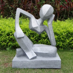 Contemporary sculpture, sculpture, garden, ornament, adornment, art