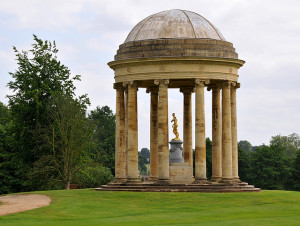 The Rotunda, Stowe, gardens, landscape, Capability Brown, design, architect, folly, temple