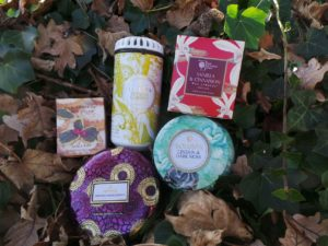 candles, gifts, christmas present, shopping, perfumed candles, voluspa, wax lyrical, scented candles, Christmas shopping, garden lovers, gardening,