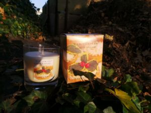 mince pie, scented candle, christmas gift, candle, aroma, present, shopping, perfectplants.co.uk,