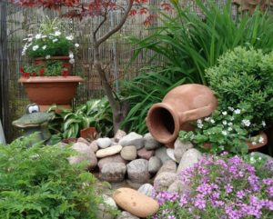 Garden, peace, wellbeing, well-being, mindfulness, happy, depressed, happiness,