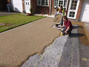 planning permission, front garden, permeable paving, resin bound, surfacing, planning,