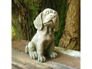 year of the dog, statue, puppy dog statue, garden statue, dog, chinese new year, garden, gifts,