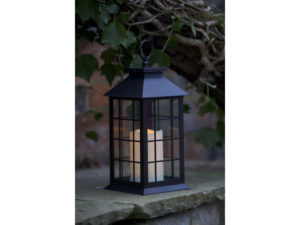 flickering candle, led candle, garden lantern, battery operated candle, garden lighting, perfectplants.co.uk,