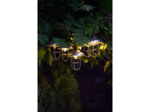 vintage style, string of lights, garden lighting, solar lighting, garden, autumn lanterns, lantern, perfectplants.co.uk,