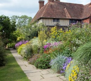 Cottage planting at Great Dixter